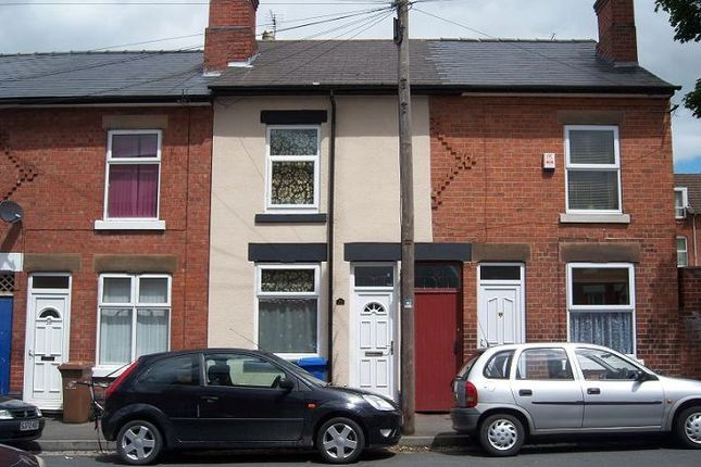 Thumbnail Terraced house to rent in Leyland Street, Off Kedleston Road, Derby