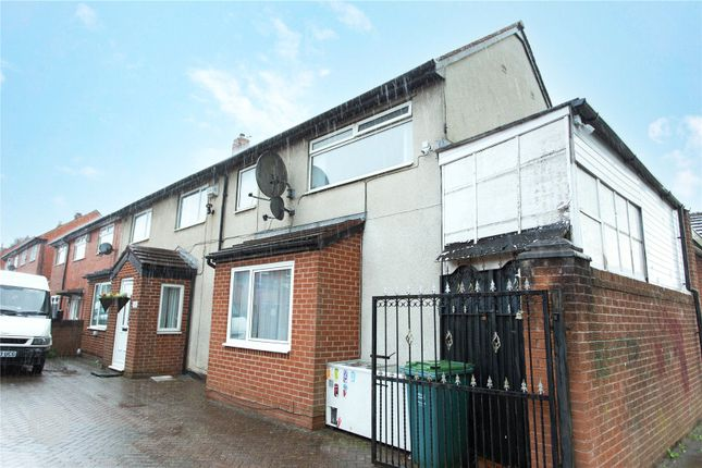 Thumbnail Semi-detached house for sale in Nugent Road, Bolton