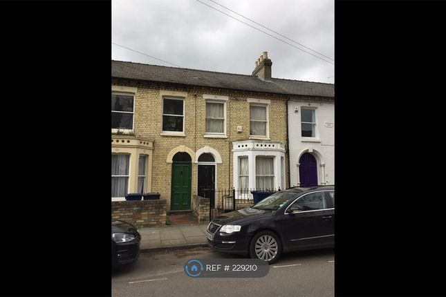 Thumbnail Terraced house to rent in Tenison Road, Cambridgeshire