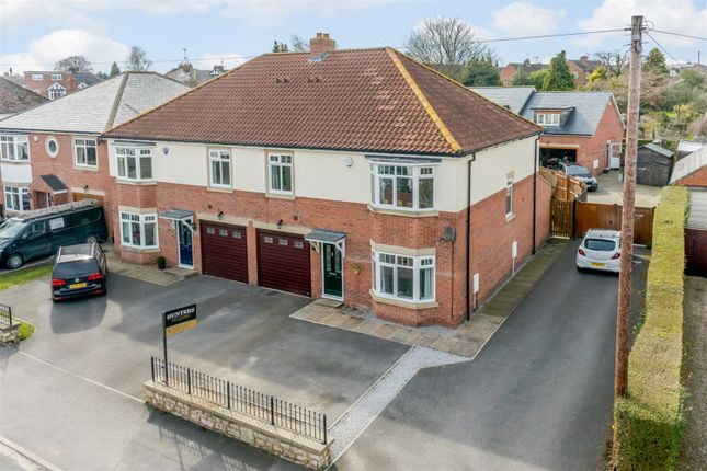 Thumbnail Semi-detached house for sale in Stutton Road, Tadcaster