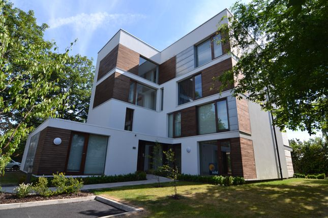 Thumbnail Flat for sale in Rivermead Close, Teddington, Middlesex