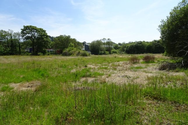 Thumbnail Land for sale in Commercial Development Land Middleway, (Former Ice Cream Factory), St. Blazey, Par, Cornwall