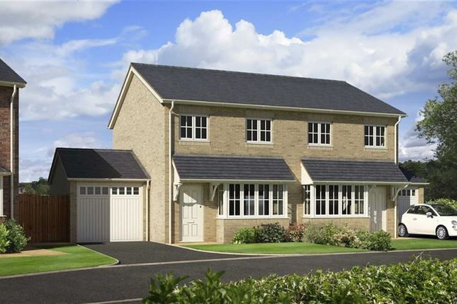 Thumbnail Semi-detached house to rent in 4, Rowlands Close, Weston Road, Oswestry, Shropshire