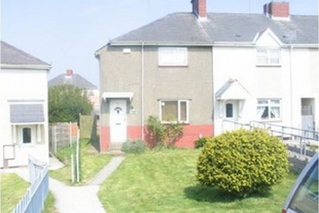 Thumbnail Semi-detached house to rent in Bonymaen Road, Bonymaen, Swansea, Swansea.