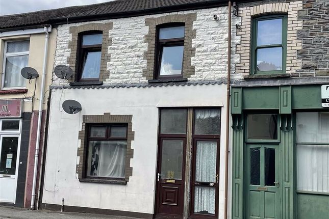 Thumbnail Flat for sale in Commercial Street, Mountain Ash
