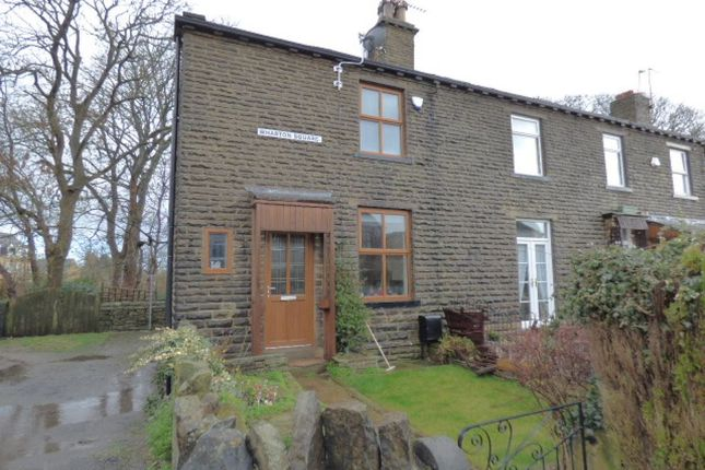 Thumbnail Semi-detached house to rent in Wharton Square East Parade, Baildon, Shipley