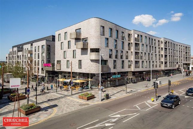 Thumbnail 2 bed flat for sale in Craig House, Walthamstow, London