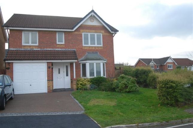 Thumbnail Detached house to rent in Ashdowne Lawns, Stalybridge, Cheshire