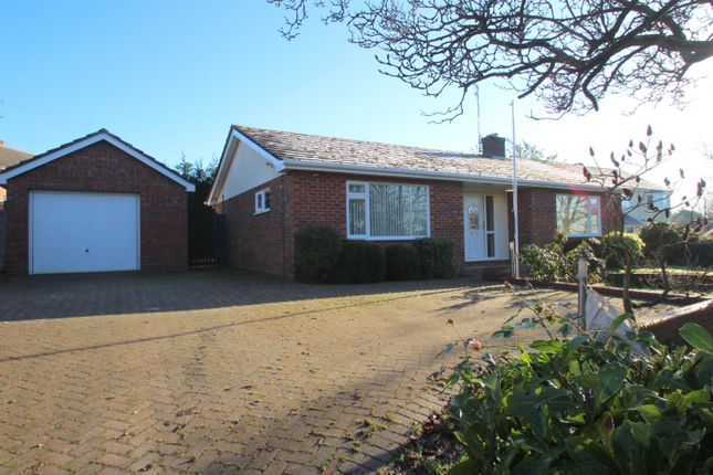 Thumbnail Detached bungalow for sale in Newbridge Hill, West Bergholt, Colchester