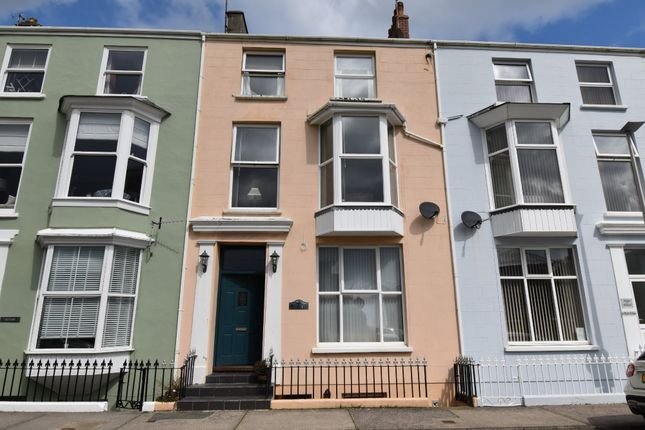 Thumbnail Town house for sale in Southcliff Gardens, Tenby