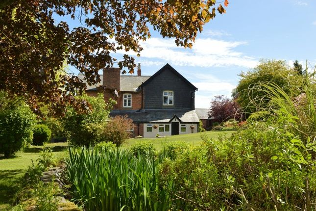 Thumbnail Country house for sale in Old Radnor, Presteigne