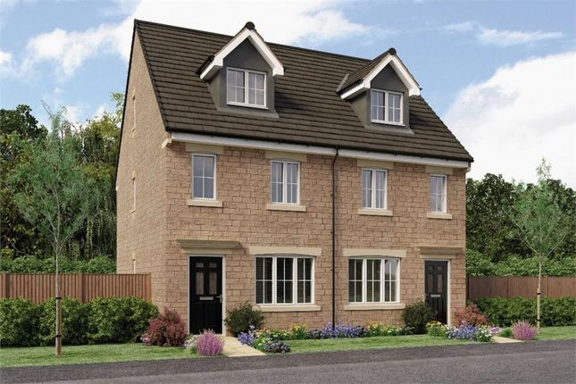 "Thumbnail Semi-detached house for sale in ""The Tolkien"" at Main Road, Eastburn, Keighley"
