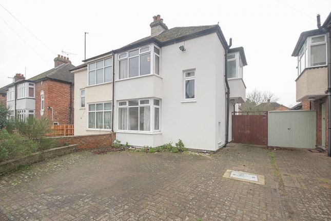Thumbnail Semi-detached house to rent in Lovell Road, Cambridge