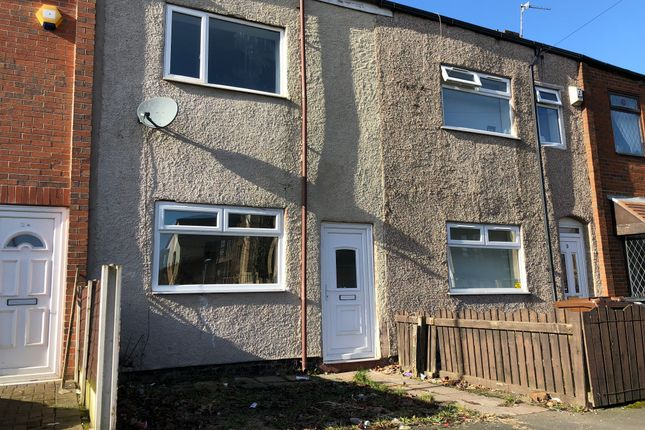 Thumbnail Terraced house to rent in Queen Street, Platt Bridge, Wigan