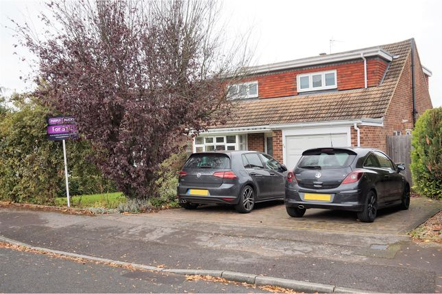 Thumbnail Detached house for sale in Shernolds, Maidstone