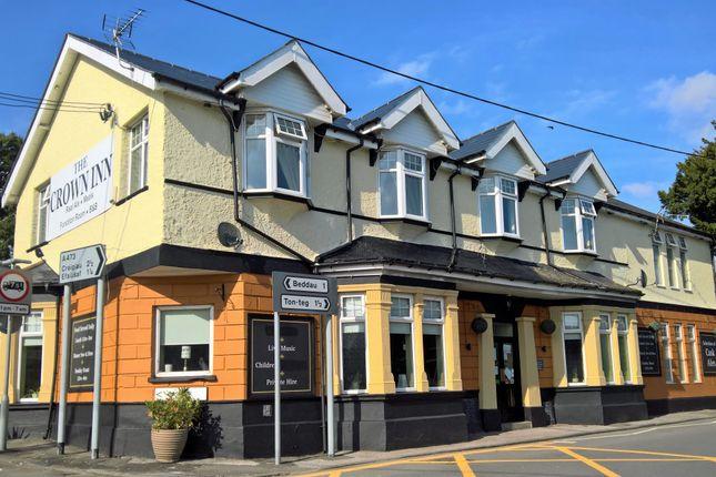 Thumbnail Pub/bar for sale in Pontypridd, Rhondda Cynon Taf