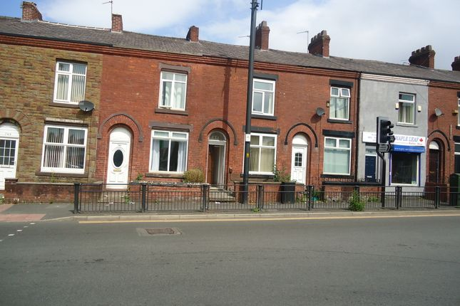 Thumbnail Terraced house to rent in Hollins Road, Oldham