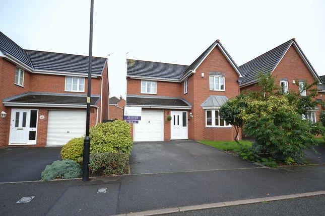 Thumbnail Detached house to rent in 8 Thistle Court, Burscough
