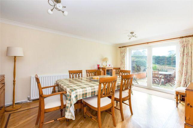 Dining Room of Highmoor, Amersham, Buckinghamshire HP7
