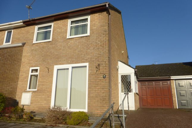 Thumbnail Semi-detached house for sale in Green Park, Talbot Green, Pontyclun
