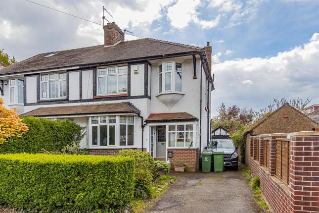 Thumbnail Semi-detached house for sale in Pendraw Place, Cyncoed, Cardiff