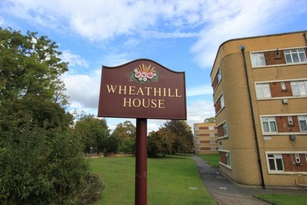 Thumbnail Flat to rent in Wheathill House, Croydon Road