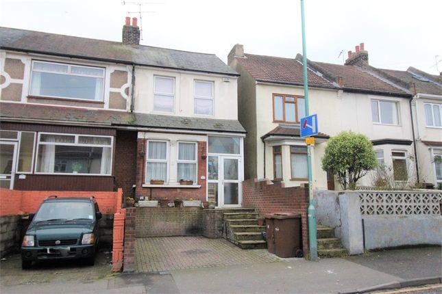 4 bed end terrace house for sale in Gillingham Road, Gillingham, Kent.
