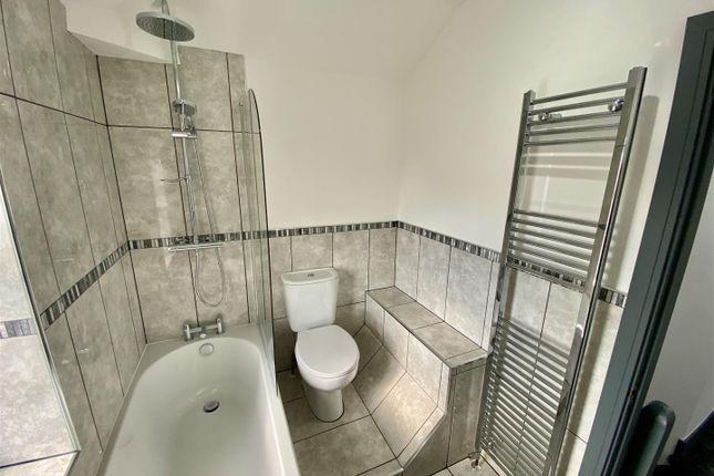 Bathroom of Willingdon Drive, Prestwich, Manchester M25