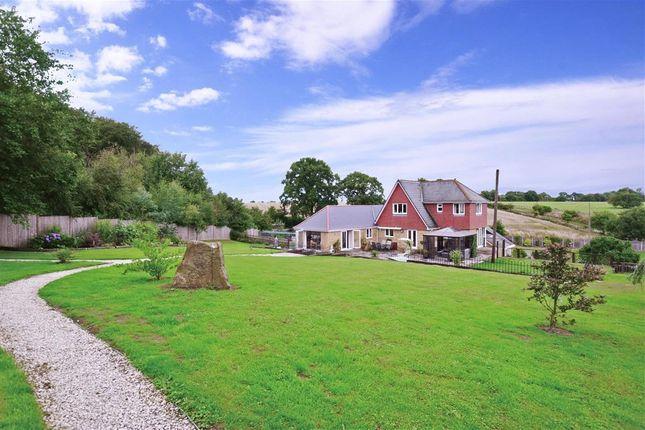 Thumbnail Detached house for sale in Pound Lane, Molash, Canterbury, Kent