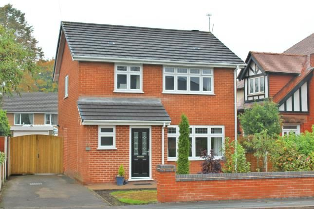 Thumbnail Detached house for sale in Higher Knutsford Road, Stockton Heath, Warrington, Cheshire