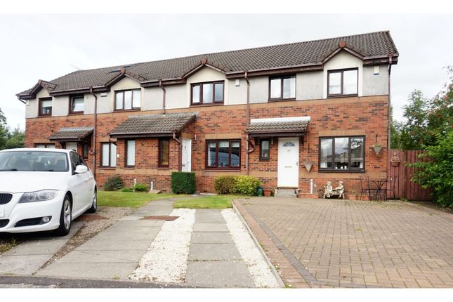 Thumbnail Terraced house for sale in Earlshill Drive, Howwood