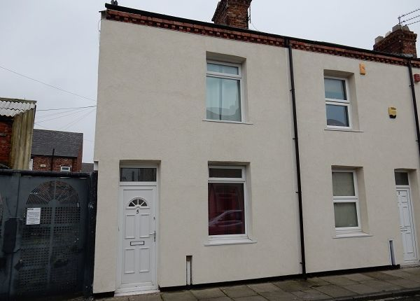 Thumbnail End terrace house to rent in Sun Street, Stockton On Tees