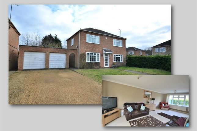 Thumbnail Detached house for sale in Felbrigg Close, South Wootton, King's Lynn