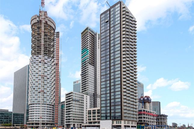 Thumbnail Flat for sale in 10 Park Drive, Canary Wharf, London