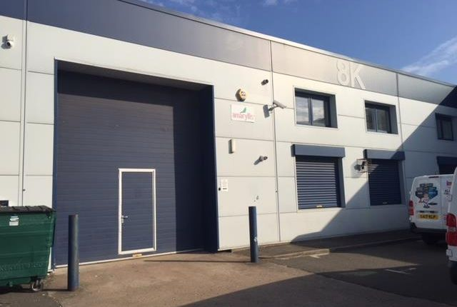 Thumbnail Light industrial to let in Unit 8K Maybrook Business Park, Maybrook Road, Minworth, West Midlands