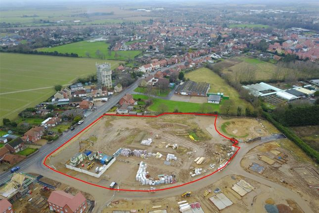 Thumbnail Land for sale in Nursery Drive, Norwich Road, North Walsham