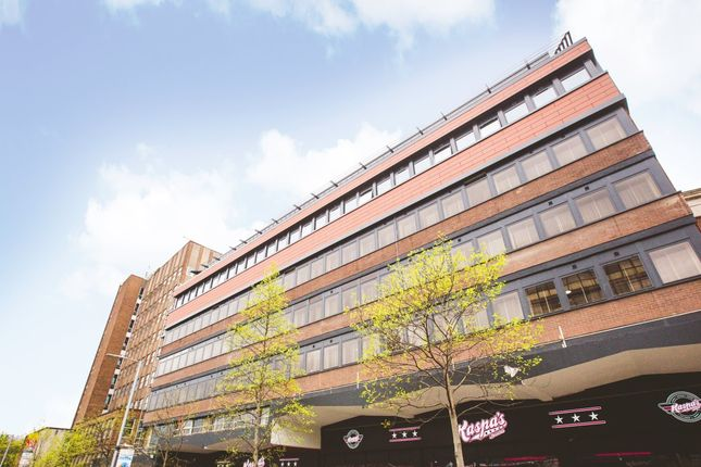 Studio for sale in Maid Marian House, Maid Marian Way, Nottingham NG1