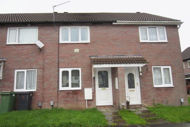 Thumbnail Terraced house to rent in Falconwood Drive, St Fagans, Cardiff