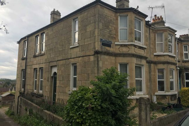 Thumbnail Terraced house to rent in Livingstone Terrace, Bath