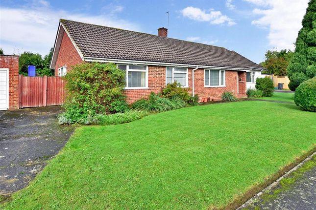 Thumbnail Detached bungalow for sale in Britten Close, Tonbridge, Kent