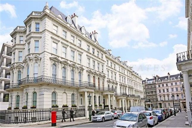 prince of wales terrace london w8 5 bedroom flat to rent