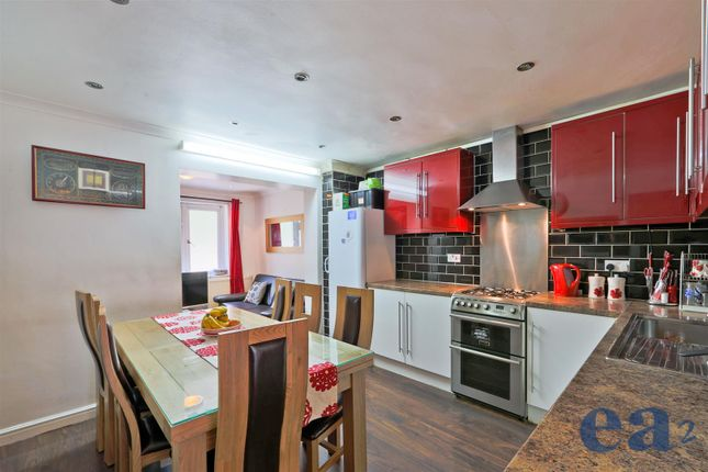 Thumbnail Terraced house for sale in Crofts Street, London