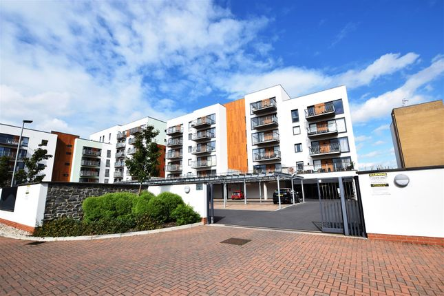 Thumbnail Flat for sale in Argentia Place, Portishead, Bristol