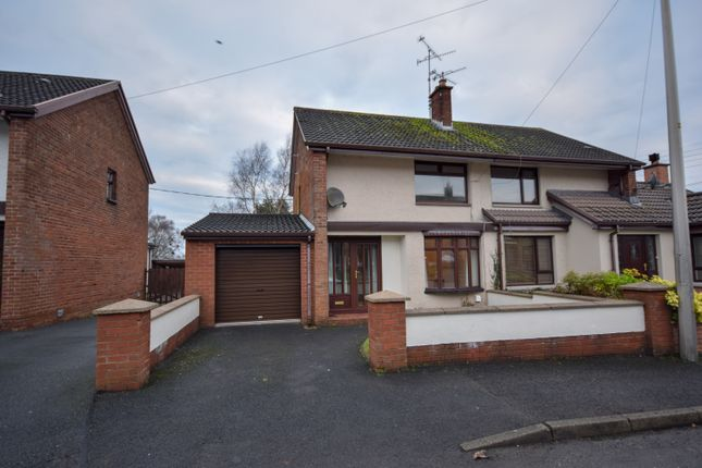 3 bedroom semi-detached house to rent in Park Avenue, Dungannon