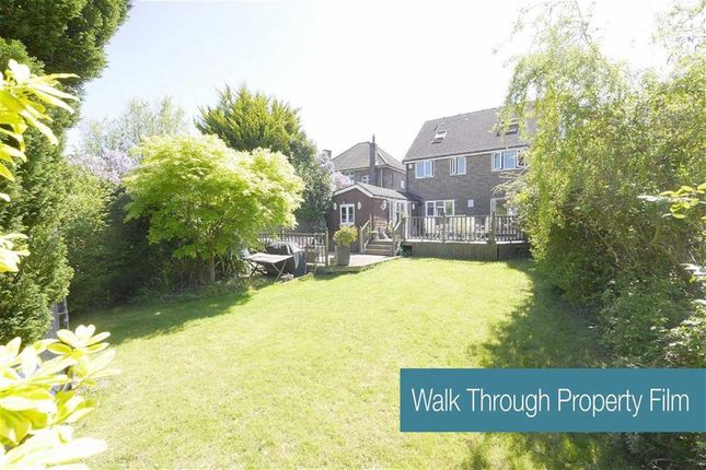 Thumbnail Detached house for sale in Marshfoot Lane, Hailsham