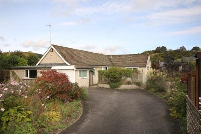 Thumbnail Bungalow for sale in Lowside Close, Calver, Hope Valley, Derbyshire
