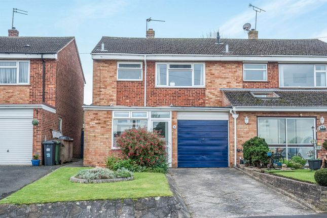 Thumbnail Semi-detached house for sale in Chichester Lane, Hampton Magna, Warwick