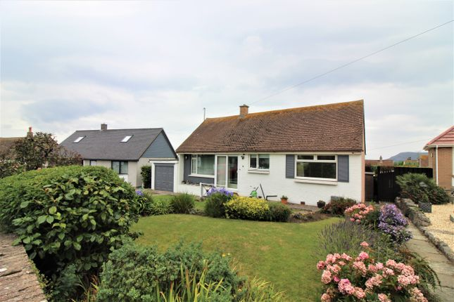 Thumbnail Detached bungalow for sale in Penlan, Llandudno