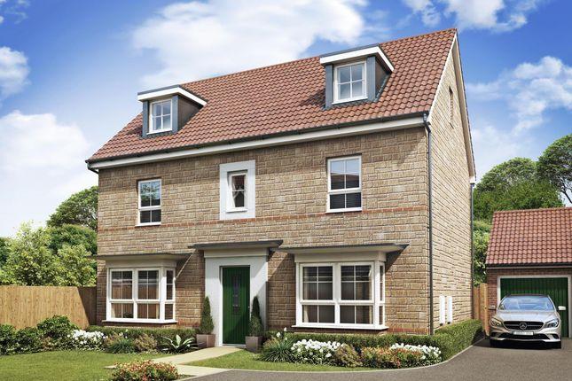 "Thumbnail Detached house for sale in ""Malvern"" at Marsh Lane, Leonard Stanley, Stonehouse"