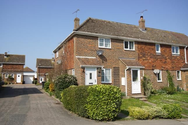 Thumbnail Semi-detached house for sale in Blenheim Court, George Hill, Robertsbridge, East Sussex